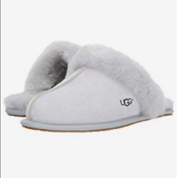 be49350dfff Ugg Scuffette Slippers in Violet-Gray Size 7 NIB NWT